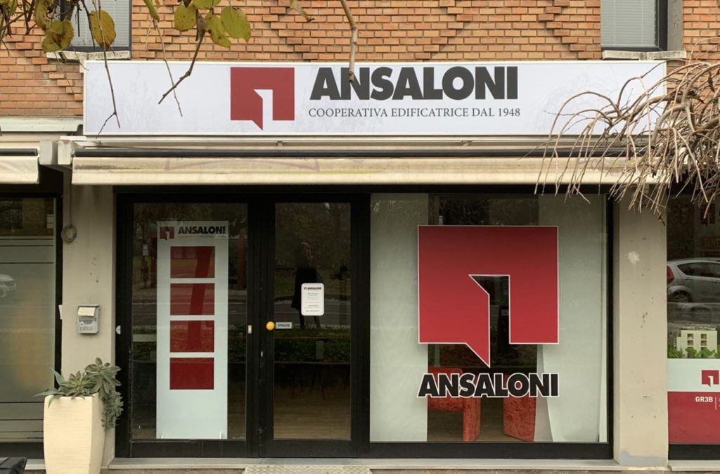 Insegna Ansaloni