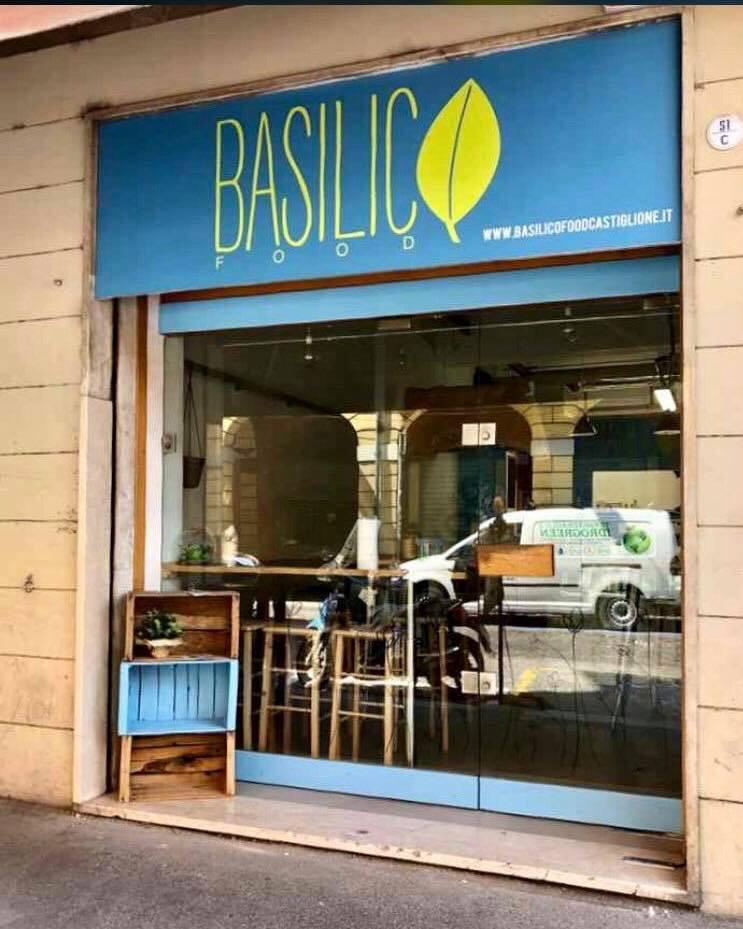 Insegna Basilico Food