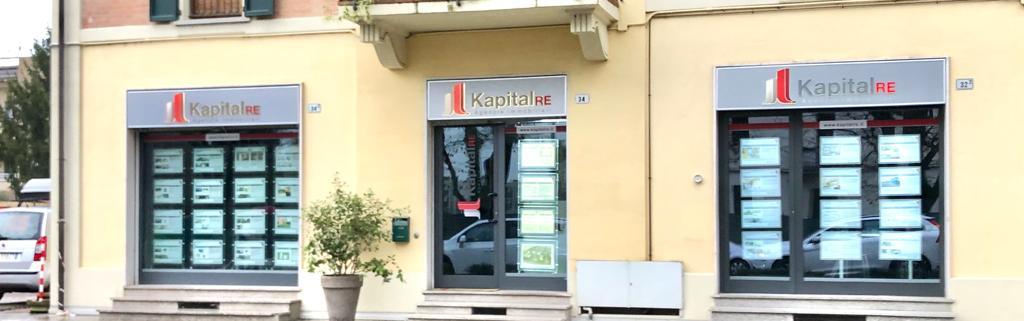 Insegne a Cassonetto Kapital RE