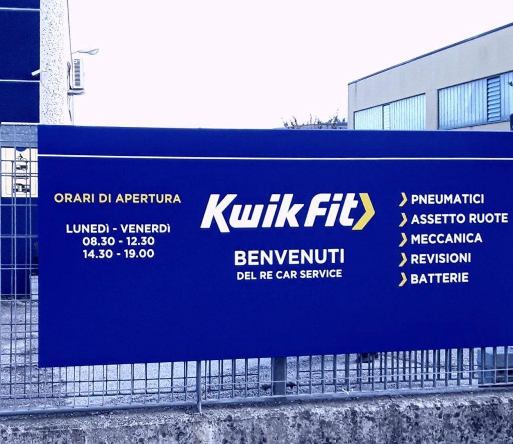 Pannello Kwik Fit
