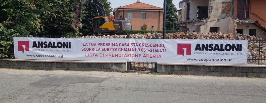 Banner Pvc Ansaloni