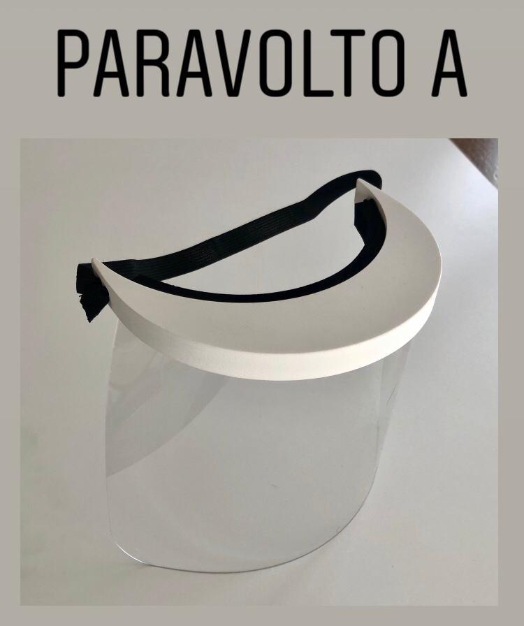 Maschera Paravolto A